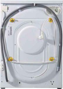 Hotpoint Ariston aqd1070d69 lave-linge 10 Kg - vue arrière