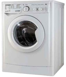 machine a laver INDESIT EWC61252W FR vue en perspective