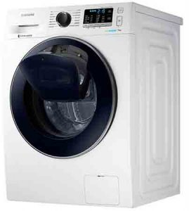 machine-a-laver-samsung-WW70K5410-vue-3-4-trappe-ouverte