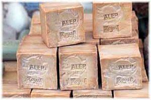 Lessive au savon d'Alep