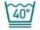 Machine a laver - Lavage à 40°C maximum en programme spécial