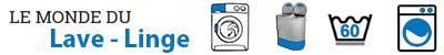 Guide d'achat lave-linge 2020